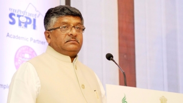 Law and IT Minister Ravi Shankar Prasad Inaugurated the control centre, along with a centre for excellence in Artificial Intelligence.