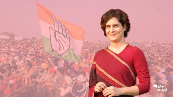 At this moment, Priyanka Gandhi's biggest asset is the freshness of her start.