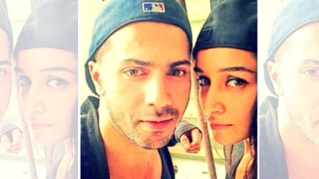 Varun Dhawan welcomed Shraddha Kapoor aboard a new project after they starred together in ABCD 2.