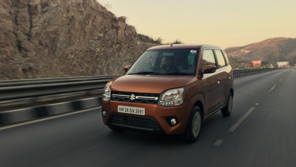 Maruti Suzuki Wagon-R is back in a new wine bottle.