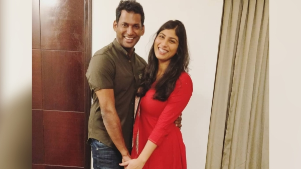Vishal Engaged To 'Arjun Reddy' Actor Anisha Alla Reddy
