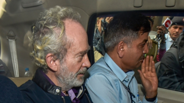Michel Christian, the alleged middleman in the multi-crore AgustaWestland chopper deal.