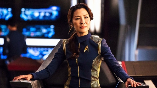 Michelle Yeoh Is Officially Getting Her Own 'Star Trek' Series