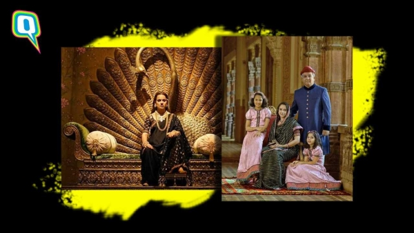 Manikarnika Gets A Royal Review From A Young Maratha 'Maharani'