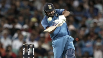 Rohit Sharma's 133 was his 22nd century in ODIs, 20th as opening batsman and 7th ODI hundred against Australia.