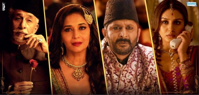 Stills from <i>Dedh Ishqiya</i>.