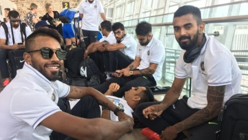 Hardik Pandya and KL Rahul have been sent back to India from the ongoing tour of Australia after being suspended for their comments on a TV show.