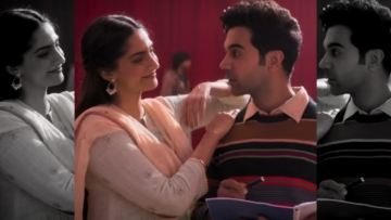 Sonam Kapoor and Rajkummar Rao in a still from <i>Ek Ladki Ko Dekha Toh Aisa Laga</i>.