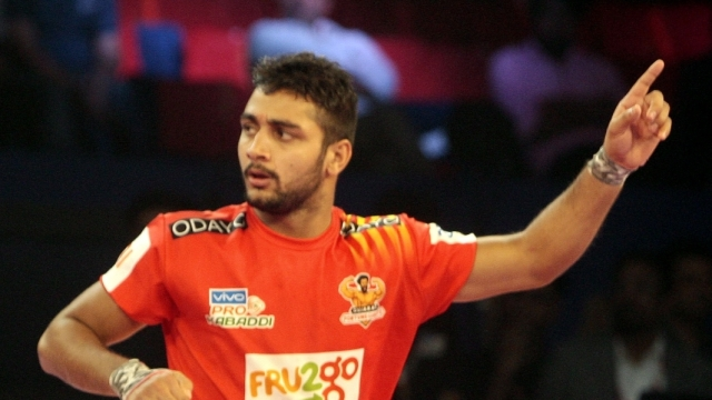 Gujarat Fortunegiants overcame UP Yoddha on Thursday, 3 January, to reach their second PKL final in a row.