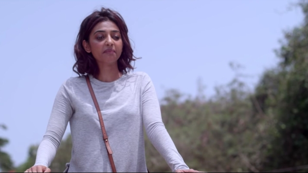 Radhika Apte's 'Bombairiya' Has a Lot Going On... Except a Plot