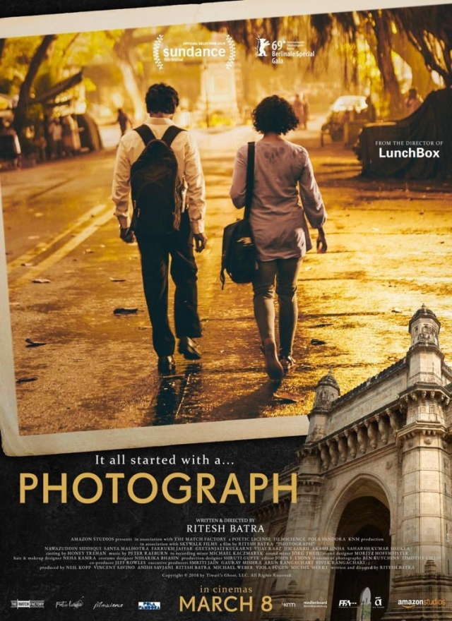 Poster of <i>Photograph</i>.