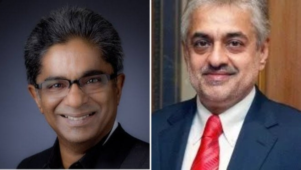 Agusta Westland co-Accused Rajiv Saxena (left) and Lobbyist Deepak Talwar (right) have been extradited to India from UAE by the Enforcement Directorate.