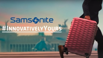 Watch Video: How Samsonite Has Made Every Traveler's Life Better