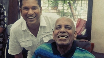 Sachin Tendulkar's childhood coach, Ramakant Achrekar, passed away in Mumbai aged 86 on 2 January.