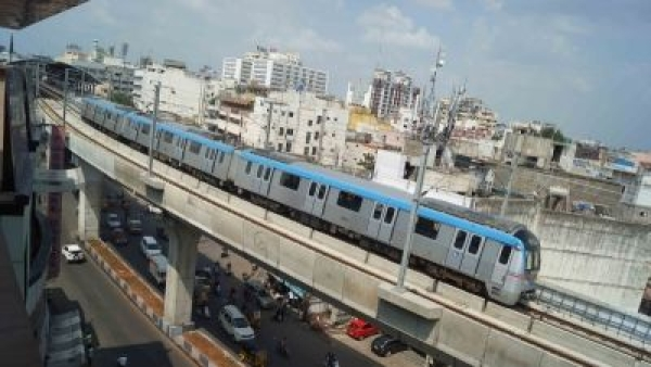 QHyderabad: Metro's Green Line Delayed; Water Scarcity in Balapur