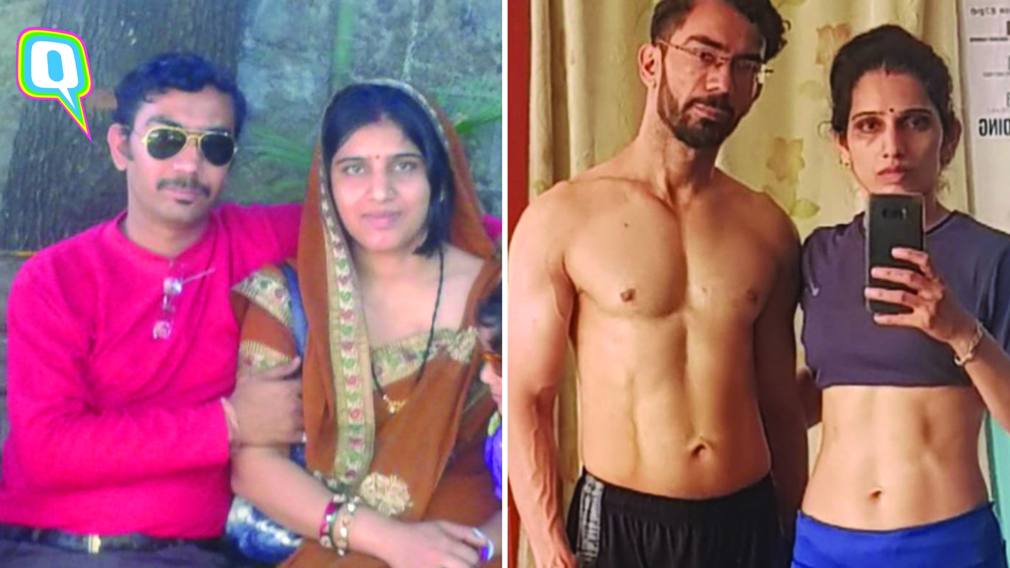 Marwari Couple Gives Up On Mithai For Abs – We Cant Help But Drool