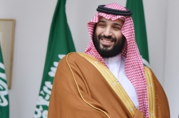 Mohammad Bin Salman. (File Photo: IANS)
