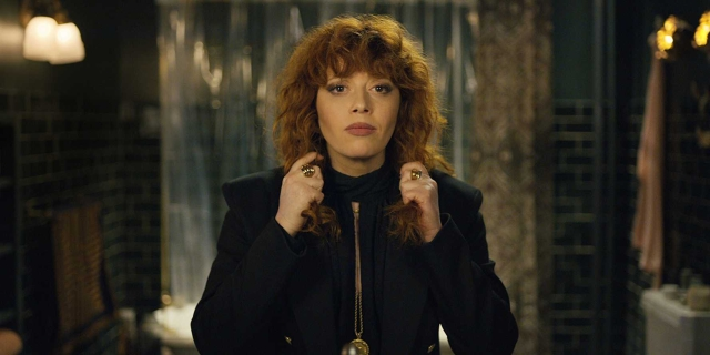 A still from <i>Russian Doll</i>.