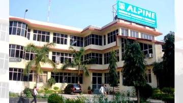 File image of Alpine College of Management and Technology.