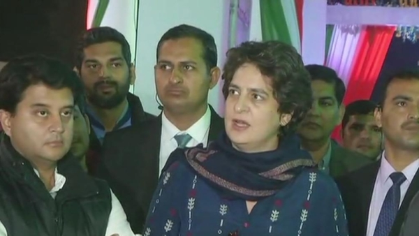 Congress General Secretary for Uttar Pradesh East, Priyanka Gandhi Vadra on Wednesday, 13 February, said the Congress will fight 2019 elections with all its might.