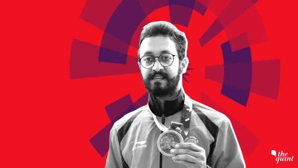 After winning a bronze at the 2018 Asian Games, Abhishek Verma is now vying for further glory at the ISSF World Cup in New Delhi.
