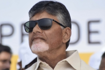 Andhra Pradesh Chief Minister N. Chandrababu Naidu. (Photo: IANS)