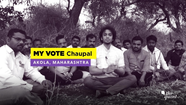 The Quint's Chaupal reaches Akola in Maharashtra's Vidarbha district to talk to farmers on the Modi government.