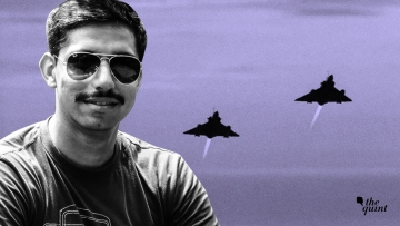 Squadron leader Samir Abrol died in the Mirage 2000 aircraft crash on Friday, 1 February.