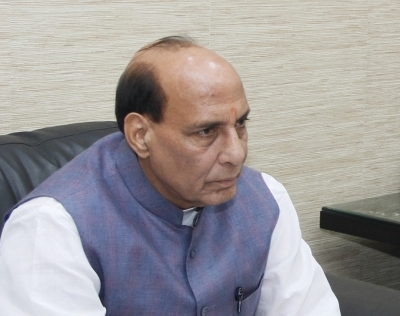 Rajnath axes meeting with NE CMs on Citizenship Bill