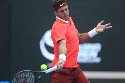 Defending champ Del Potro withdraws from Indian Wells