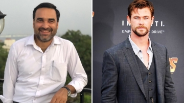 Pankaj Tripathi will star alongside Chris Hemsworth in <i>Dhaka</i>.