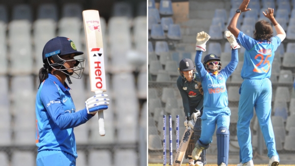 Smriti, Seamers Steamroll World Champs as India Clinch ODI Series