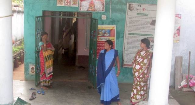Maternity homes, such as the one in Beldapada, help tribal women in remote villages access hospitals for a safe, institutional delivery.