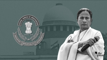 The Supreme Court will need to consider whether the CBI's officers could be detained and stopped by Kolkata Police.
