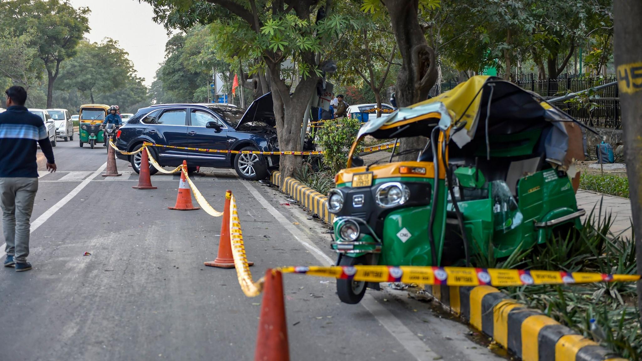 Ponty Chadha's Nephew Rams Bentley Into Auto, Kills One Foreigner