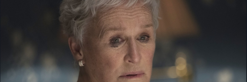 Glenn Close Powers The Wife With Her Formidable Talent