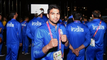 Indian boxer Manoj Kumar claims he's being denied funds by SAI to treat his groin injury.