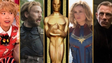 Awkwafina, Chris Evans, Brie Larson and Daniel Craig are in the lineup of presenters at the 2019 Oscars.