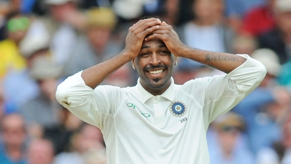 All-rounder Hardik Pandya will miss India's limited overs series against Australia with a lower-back stiffness.