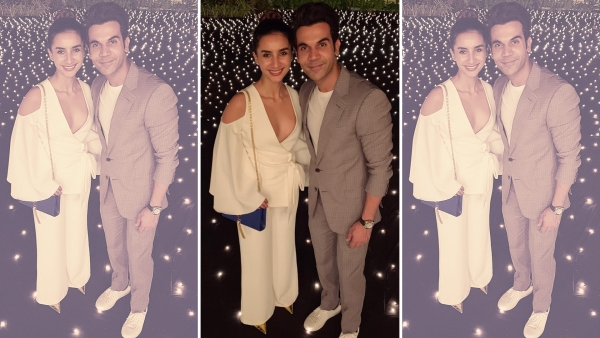 Rajkummar Rao Wishes 'the Most Awesome' Patralekhaa on Her B'Day