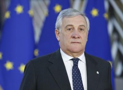 Italy to end up like Venezuela if it exits euro: Antonio Tajani