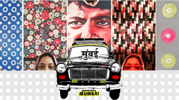 The next time you take a kaali-peeli taxi in Mumbai, remember – there's an art gallery exhibit moving right with you.