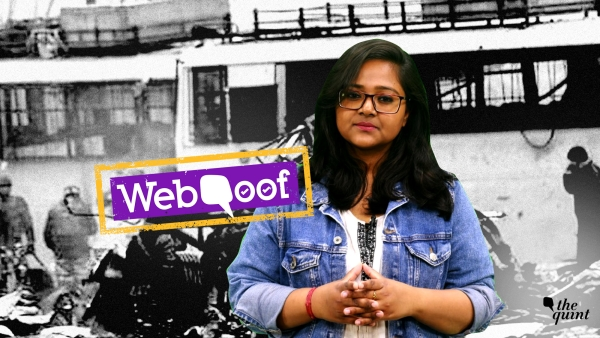 At least 10 fake viral stories have been busted by The Quint's WebQoof team. Let's have a look at few of them.