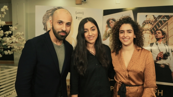 I Stalked Nawaz: Sanya Malhotra on Filming  'Photograph'
