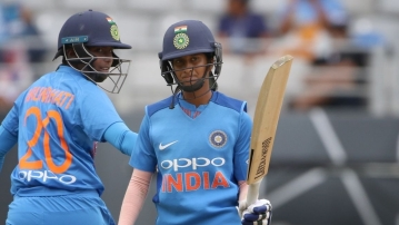 Indian batswomen Jemimah Rodrigues has climbed four spots in the last ICC rankings and now occupies the second spot.