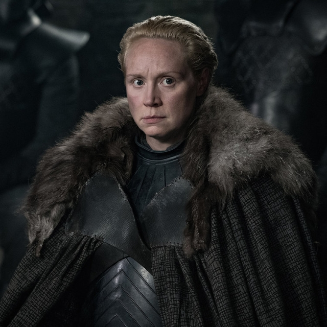 Lady Brienne of Tarth.