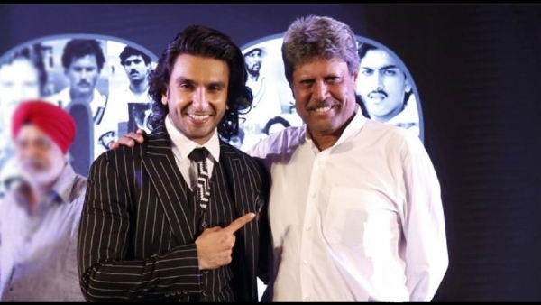 Ranveer Singh will play the role of Kapil Dev in the 1983 World Cup film.