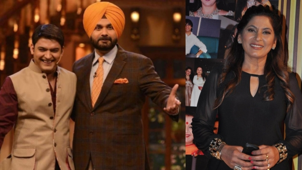 Sacking Not The Solution: Kapil Sharma Reacts to Sidhu Boycott