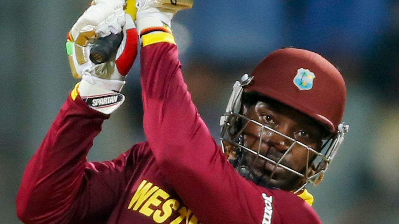 Chris Gayle Sets Record for Most Sixes in International Cricket