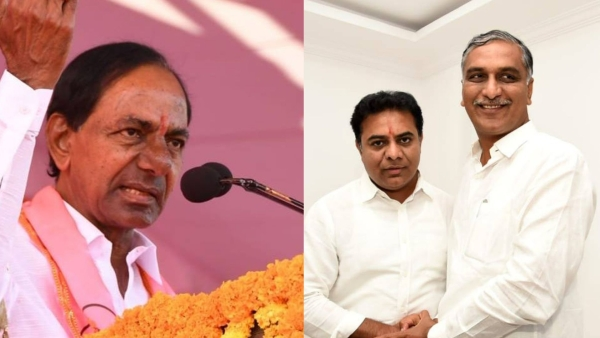 Observers say both KTR and Harish have been given the mammoth task of ensuring the TRS' victory in the upcoming polls.
